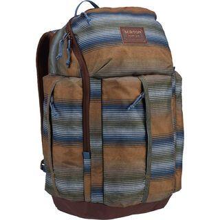 Burton Cadet Pack, beach stripe print - Rucksack