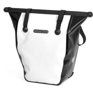 Ortlieb Bike-Shopper QL2.1, weiß-schwarz - Fahrradtasche