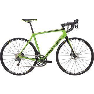 Cannondale Synapse Carbon Disc Ultegra Di2 2016, berserker green - Rennrad