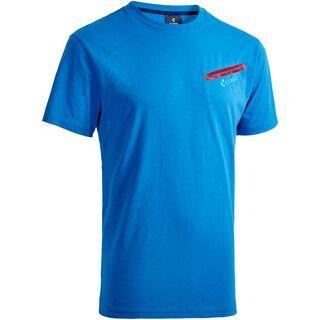 Cube T-Shirt Classic blue´n´red