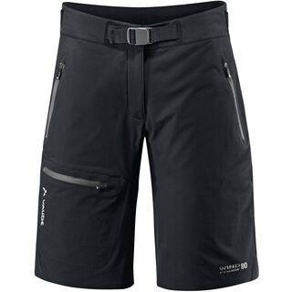 Vaude Women's Badile Shorts, black - Shorts