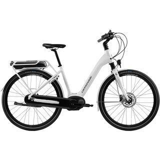 Cannondale Mavaro Active 2 City 2017, cashmere/silver/anthracite - E-Bike