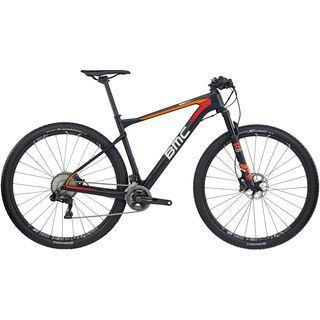 BMC Teamelite 01 XT Di2 2017, black orange - Mountainbike