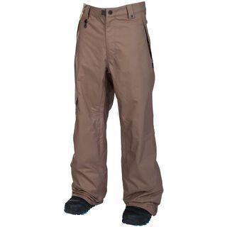 686 Mannual Standard Pant, Tobacco - Snowboardhose