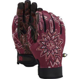 Burton Spectre Glove, 93 paisley - Snowboardhandschuhe