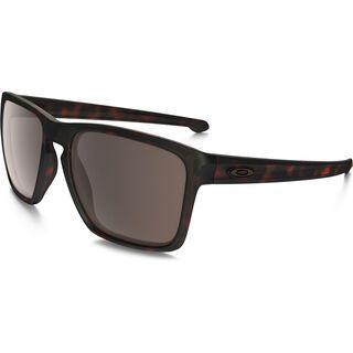 Oakley Sliver XL, matte brown tortoise/Lens: warm grey - Sonnenbrille