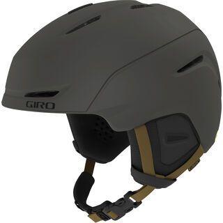 Giro Neo MIPS, metallic coal/tan - Skihelm