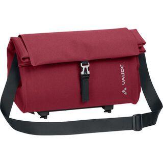 Vaude Comyou Shopper, darkred - Gepäckträgertasche