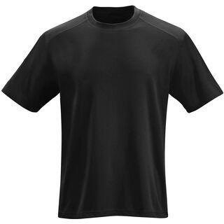 Vaude Mens Micro Big Fritz II, black - T-Shirt