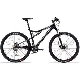 Cannondale Rush 29 2 2014, schwarz matt - Mountainbike