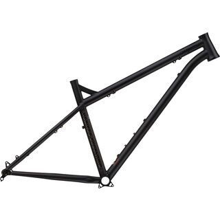NS Bikes Eccentric Cromo 27.5 Frame 2016, black