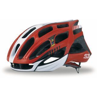 Specialized S3 Road, Red/White - Fahrradhelm