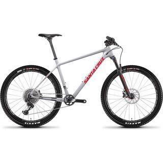 Santa Cruz Highball CC X01 27.5 2018, grey/red - Mountainbike