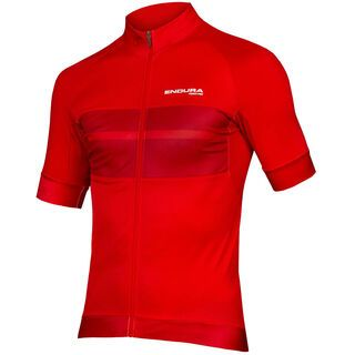 Endura FS260-Pro S/S Jersey, rust red - Radtrikot