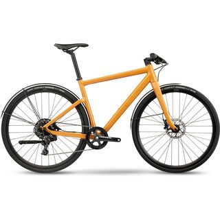 BMC Alpenchallenge 01 Three 2021, ochre - Fitnessbike