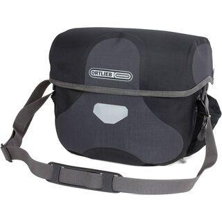 Ortlieb Ultimate Six Plus 7 L - inkl. Halterung, granite-black - Lenkertasche