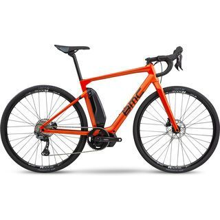 BMC Alpenchallenge AMP Road Two 2020, dark amber - E-Bike