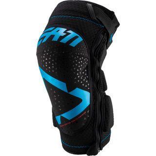 Leatt Knee Guard 3DF 5.0 Zip fuel/black