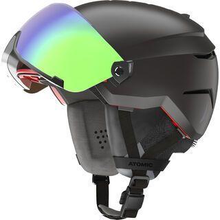 Atomic Savor AMID Visor HD, black - Skihelm