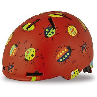 Specialized Covert Kids, red - Fahrradhelm