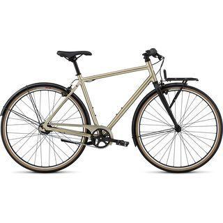 Specialized Daily Elite 2016, titanium - Urbanbike