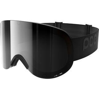 POC Lid All Black, uranium black/Lens: black - Skibrille