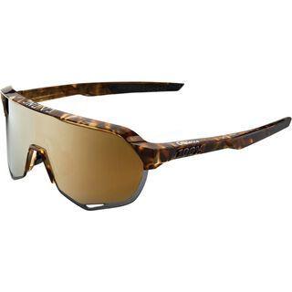 100% S2 Cadence Collection inkl. WS, gloss havana /Lens: soft gold lens - Sportbrille