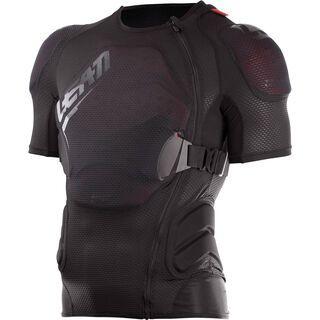 Leatt Body Tee 3DF AirFit Lite, black - Protektorenshirt