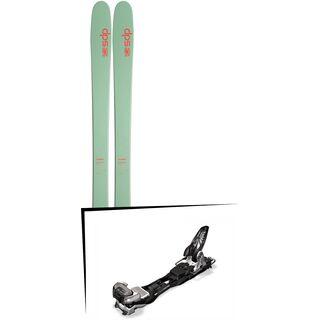 DPS Skis Set: Cassiar 95 Hybrid T2 2016 + Marker Baron EPF 13