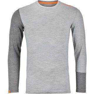 Ortovox 185 Merino Rock'n'Wool M, grey blend - Unterhemd