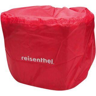 Rixen & Kaul Regenhülle für Bikebasket, rot - Regenhülle