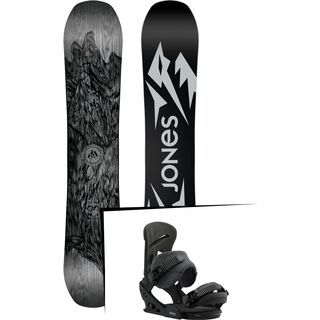 Set: Jones Ultra Mountain Twin 2019 + Burton Mission (1931055S)