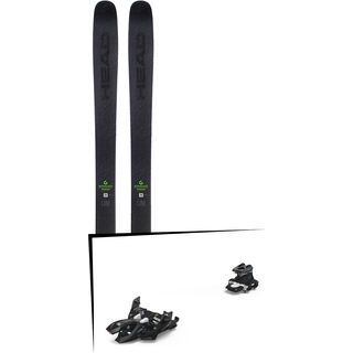 Set: Head Kore 105 2019 + Marker Alpinist 12 black/titanium