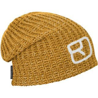 Ortovox Melange Beanie, yellowstone - Mütze