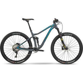 BMC Speedfox 03 One 27.5 2018, grey petrol - Mountainbike
