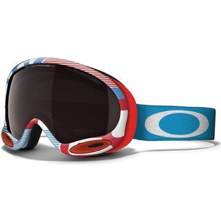 Oakley A Frame 2.0, 1975 Red Blue/Prizm Black Iridium - Skibrille