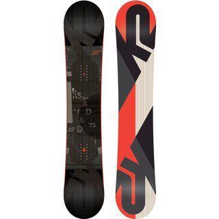 K2 Standard Wide 2018 - Snowboard