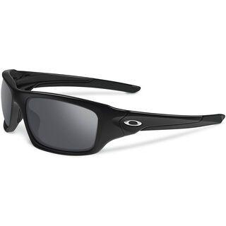 Oakley Valve, polished black/black iridium - Sonnenbrille