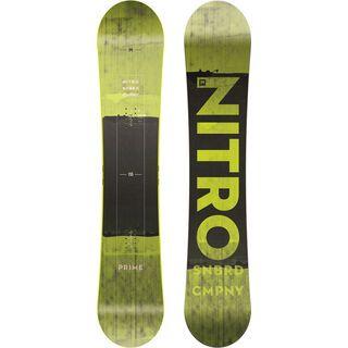 Nitro Prime Toxic 2019 - Snowboard