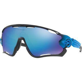 Oakley Jawbreaker Prizm Polarized, sapphire fade - Sportbrille
