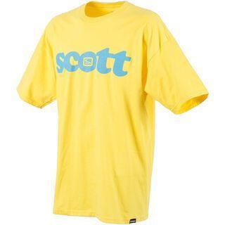 Scott Harvest, Yellow - T-Shirt
