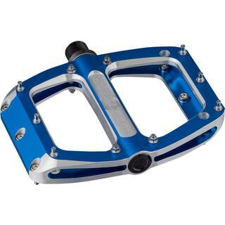 Spank Spoon Pedals 90, blue - Pedale
