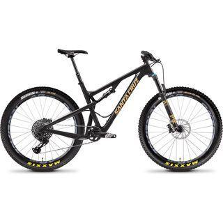 Santa Cruz Tallboy C S 27.5 Plus 2018, carbon/tan - Mountainbike