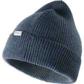 Penguin Merino Strickmütze, marl grey - Mütze