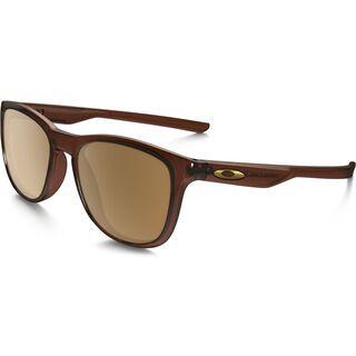 Oakley Trillbe X, matte rootbeer/Lens: dark bronze - Sonnenbrille