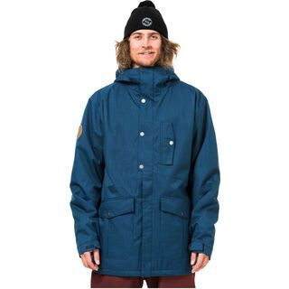 Horsefeathers Hubbard Jacket, heather navy - Snowboardjacke