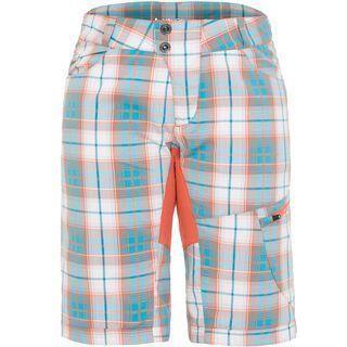 Vaude Women's Craggy Pants II, white - Radhose