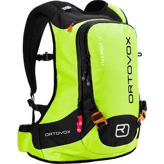 Ortovox Free Rider 18 L, happy green - Rucksack
