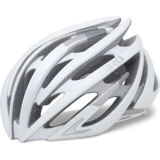 Giro Aeon, white/silver - Fahrradhelm