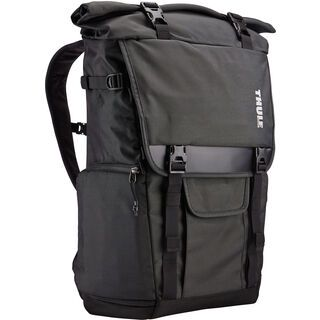 Thule Covert DSLR Rolltop Backpack schwarz